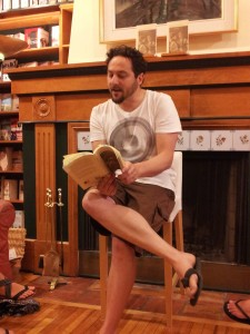 Mark Lavorato, Wayworn Wooden Floors, the Porcupine's Quill, Nicholas Hoare Books, Toronto