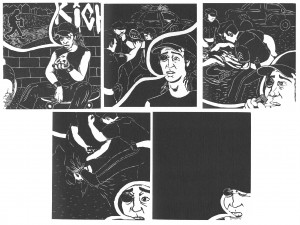Wanderlust, Megan Speers, feminism, The Porcupine's Quill