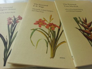 The Essential Poets series, The Essential Tom Marshall, The Porcupine's Quill