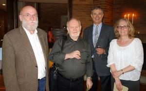 Stan Bevington, Rod McDonald, Chester Gryski, and P.J. MacDougall