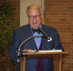 John Fraser, master emeritus of Massey College