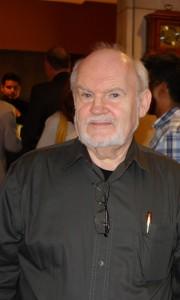 The honouree himself, Rod McDonald