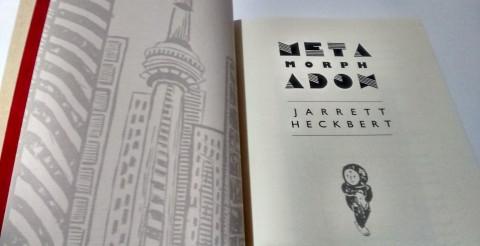 Metamorphadox Title Page