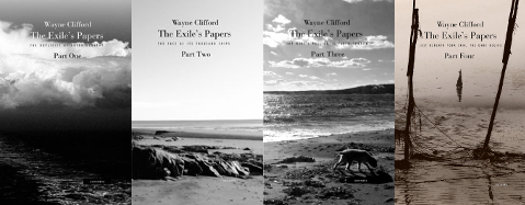 The Exile's Papers: Books 1 - 4