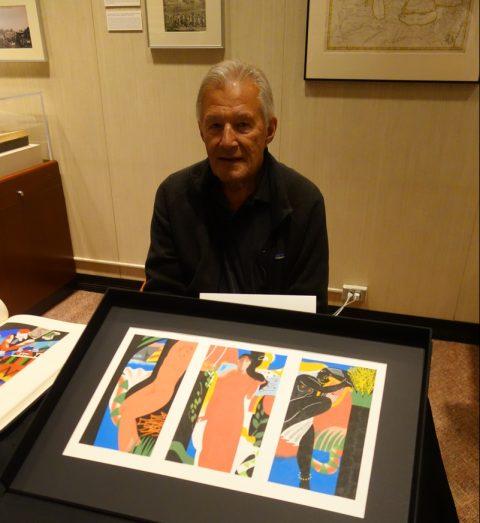 Walter Bachinski (Shanty Bay Press)