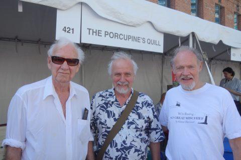 Leon Rooke, Tim Inkster, Doug Gibson