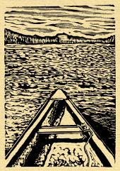 canoe magnet
