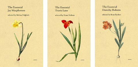 Essential Jay Macpherson, Travis Lane, Dorothy Roberts