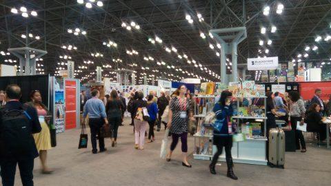 BookExpo show floor