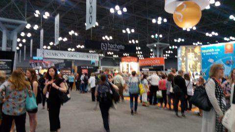 BookExpo show floor.