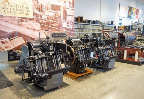Heidelberg presses