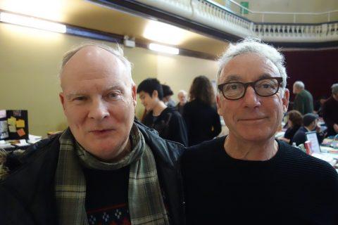 Andrew James Paterson and Eldon Garnet