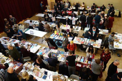 bird's eye view of indie literary market