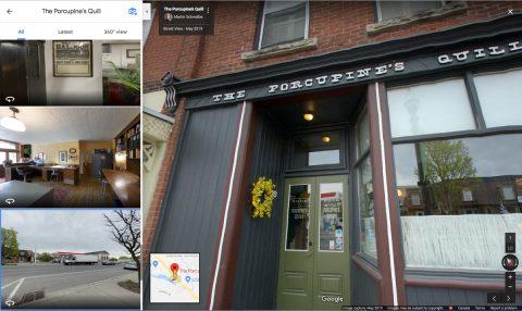 PQL Google Maps Tour