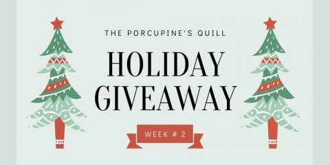 The PQL Holiday Giveaway Week 2