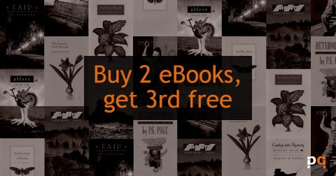 Buy 2 eBooks, get the 3rd free