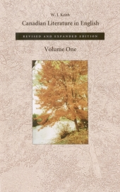Canadian Literature in English, Volume 1