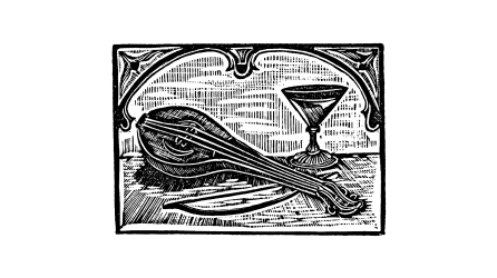 Engraving from Concord of Sweet Sounds