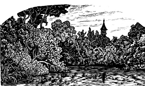 Engraving from The Grand River