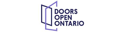 Doors Open Ontario logo