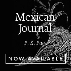 Mexican Journal by P. K. Page