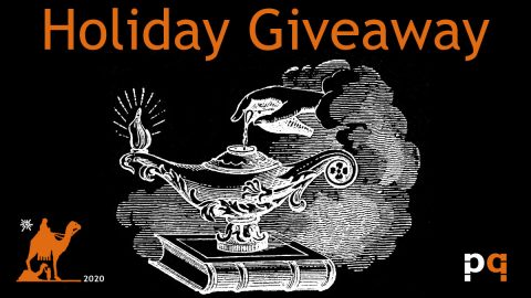 Holiday Giveaway graphic