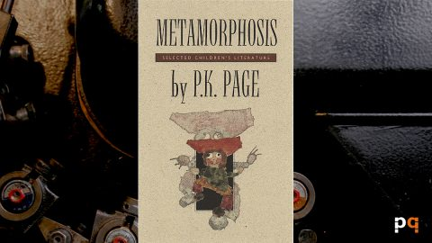 Metamorphosis by P. K. Page